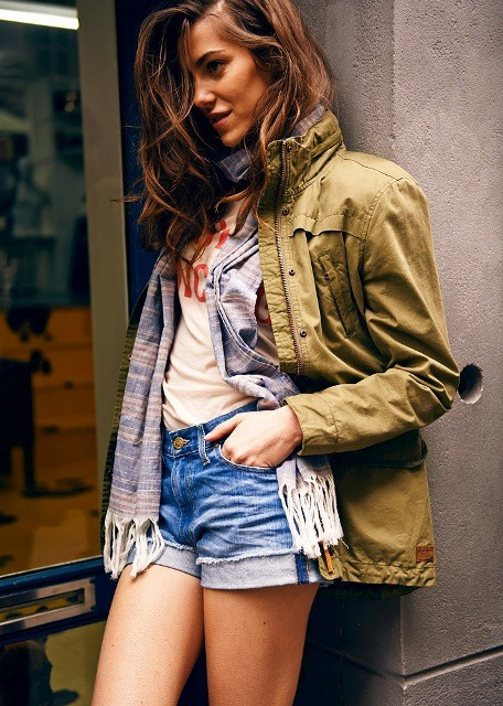 Lee - kolekcja wiosna/lato 2015