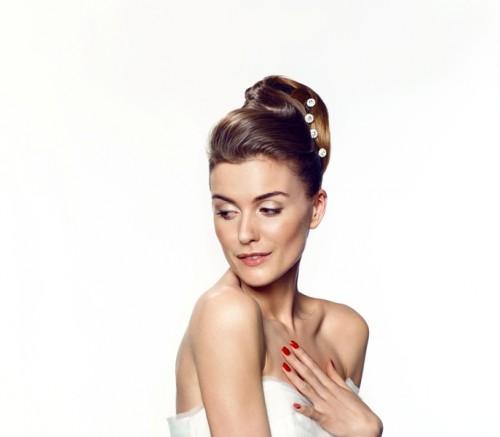 Najmodniejsze fryzury ślubne 2015 od L`Oréal Professionnel