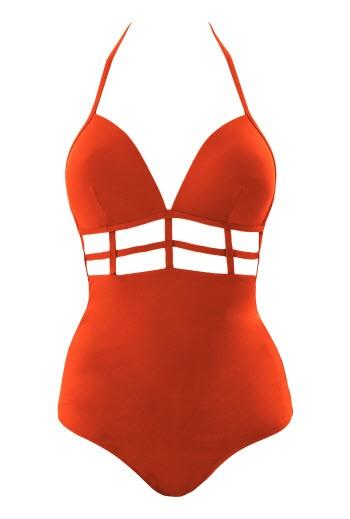 jednoczęściowy kostium kąpielowy, She, cena: 229 zł