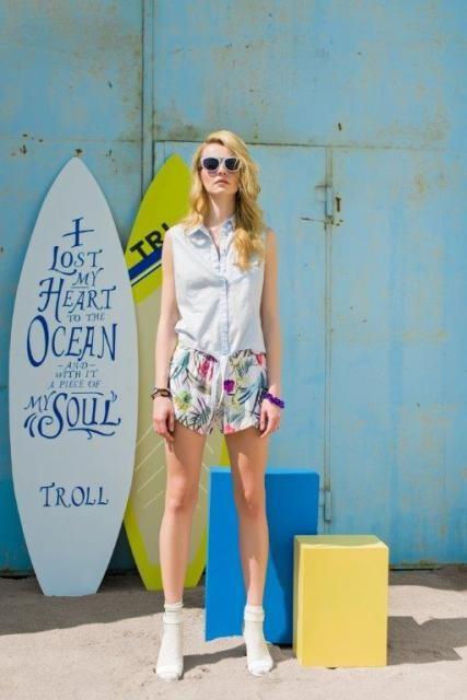 Troll - kolekcja lato 2015