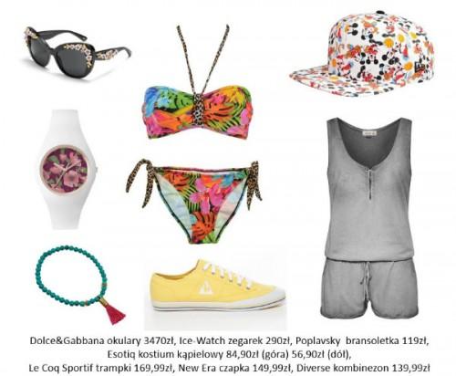 kostium kąpielowy, moda, sylwetka, figura