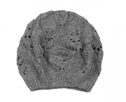 Szary beret, Kapp Ahl, cena:44,90 zł.