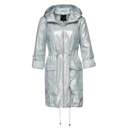 Srebrny płaszcz, Mohito, cena: 329,99 zł.