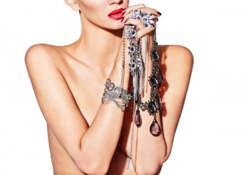 Duża biżuteria./Fot. Mohito