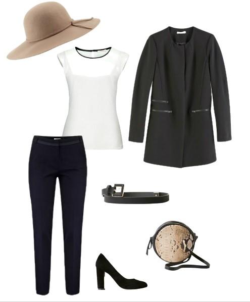 stylizacje, kapelusze
