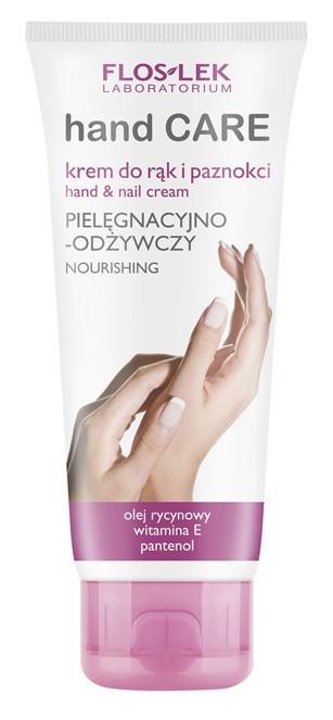 Krem do rąk Floslek, nawilża i natłuszcza skórę dłoni i paznokcie, cena: 9,99 zł/100 ml