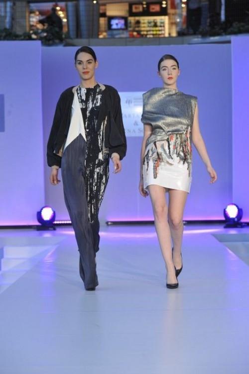 Marta Goś, Martyna Sobczak - finalistki 6. Fashion Designer Awards