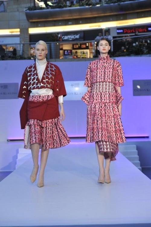 Klaudia Cichoń - finalistka 6. Fashion Designer Awards