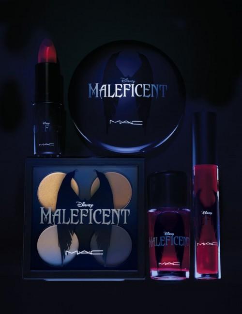 MAC  Maleficient kolekcja limitowana