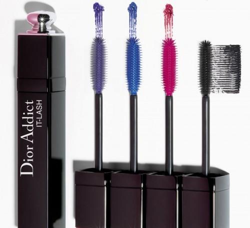 Dior Addict IT Lash - kolorowe tusze do rzęs