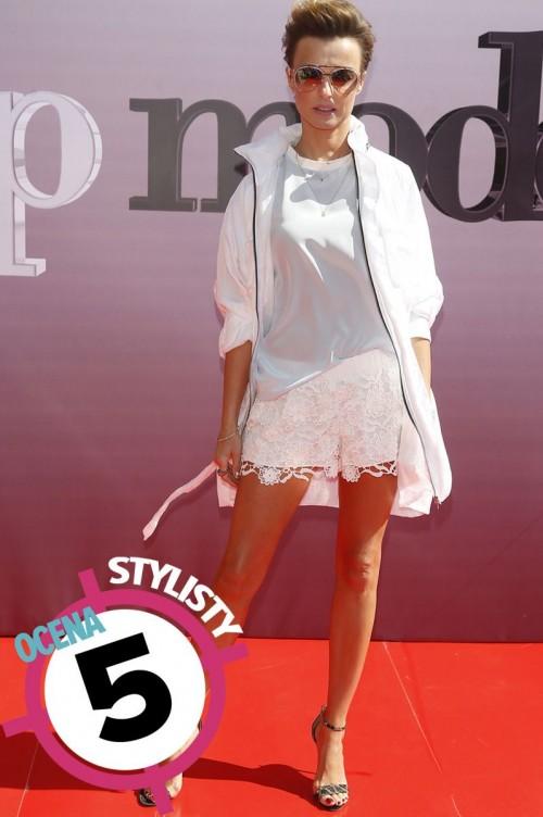 Kasia Sokołowska - Top Model