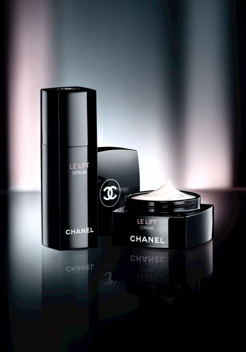 Le Lift Chanel serum i krem pod oczy