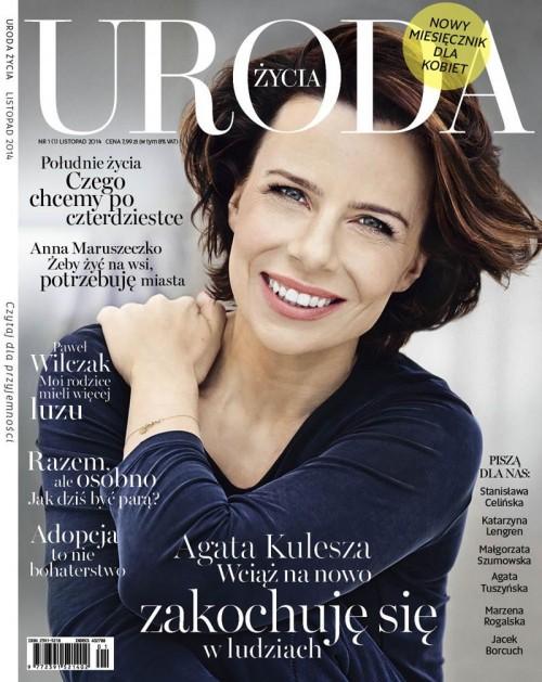 Uroda Życia - Agata Kulesza