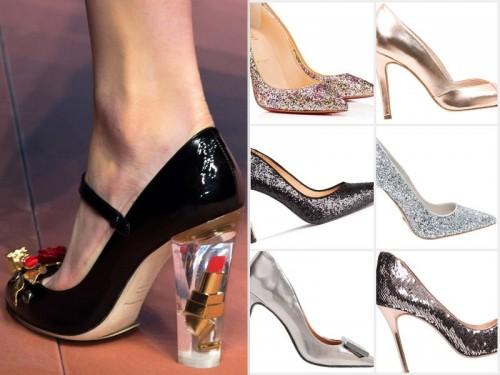 Eleganckie buty na studniówkę 2016