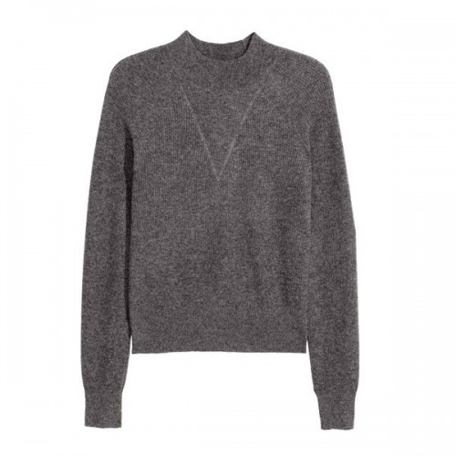 Szary sweter H&M, cena