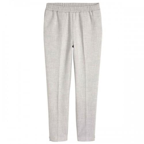 Szare spodnie H&M, cena