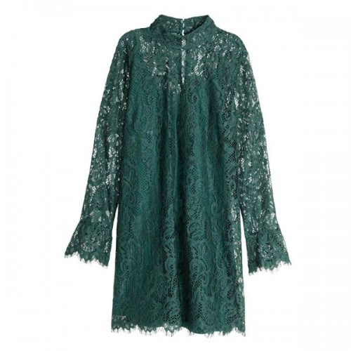 Koronkowa sukienka H&M, cena