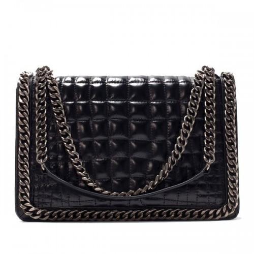 Czarna torba Zara, cena