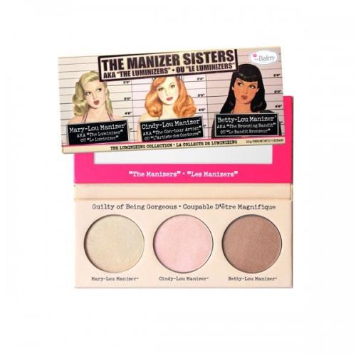 Zestaw do makijażu The Manizer Sisters The Balm, cena