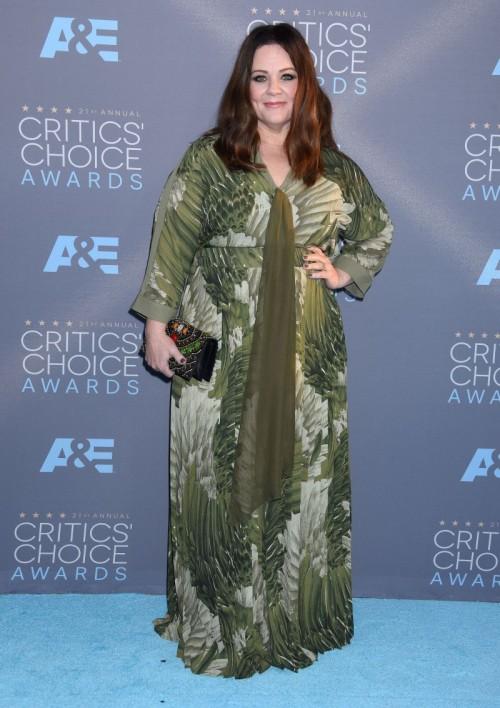 Critics Choice Awards: Melissa McCarthy