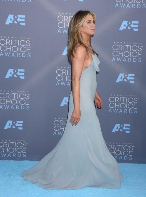 Critics Choice Awards: Jennifer Aniston