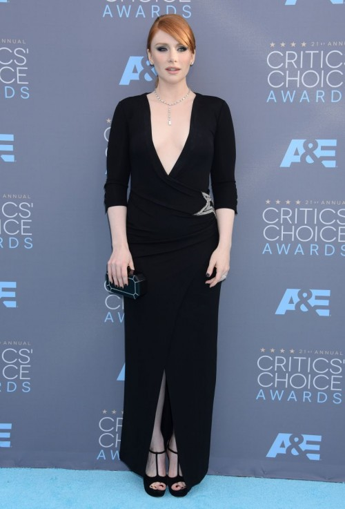 Critics Choice Awards: Bryce Dallas