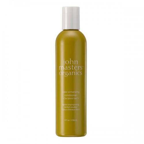 Odżywka wzmacniająca kolor do włosów blond John Masters Organics, cena 133 zł
