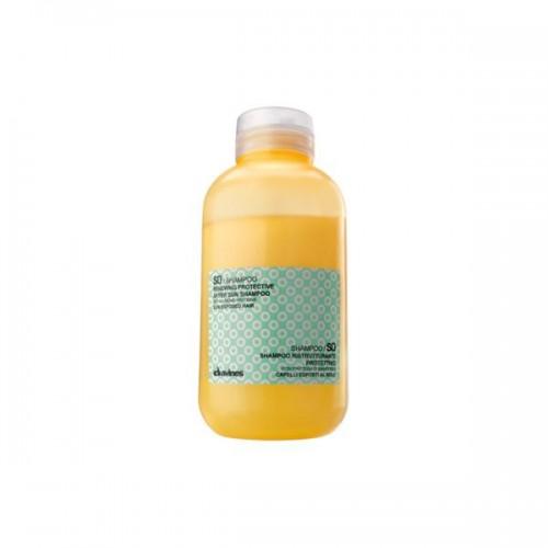 Szampon ochronny po opalaniu z proteinami migdałów Davines, cena