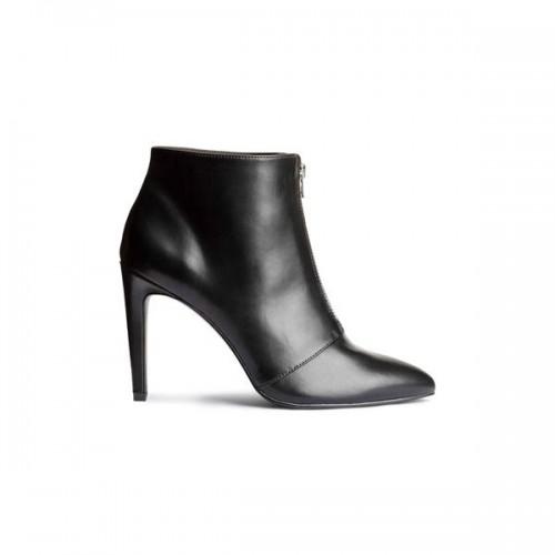 Czarne botki H&M, cena