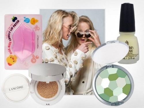 Dziwne kosmetyki - kosmetyki o których nie słyszałaś