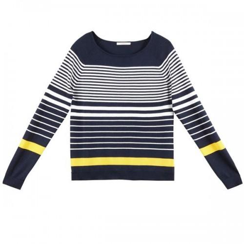Sweter w paski Camaieu, cena