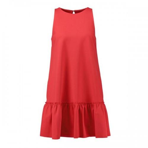 Czerwona sukienka Banana Republic, cena