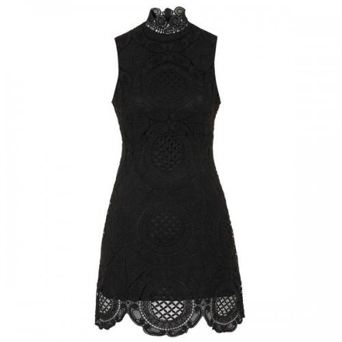 Czarna sukienka Topshop, cena
