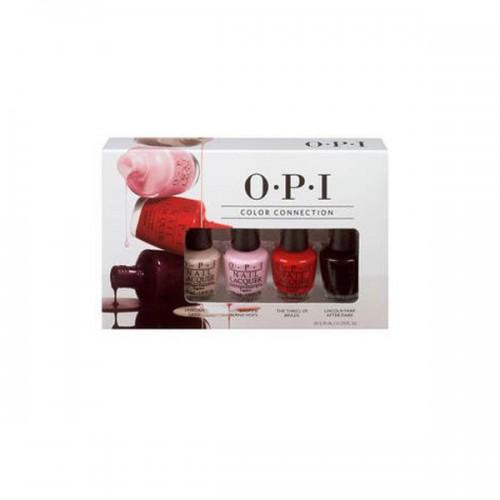 Zestaw lakierów Color Connection by OPI, cena 79 zł