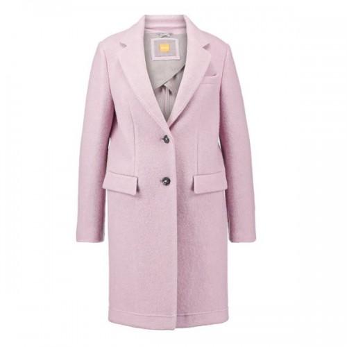 Fioletowy płaszcz Boss Orange, cena