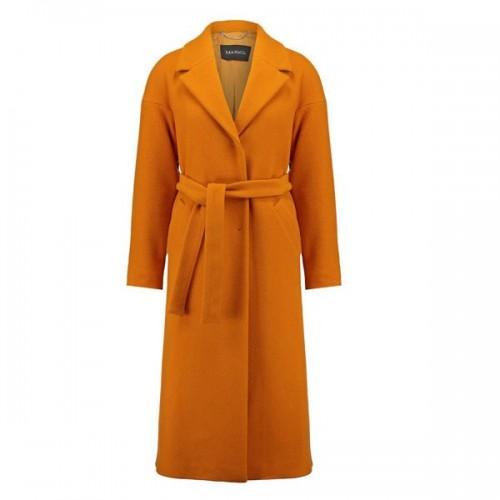 Musztardowy płaszcz MAX&Co, cena