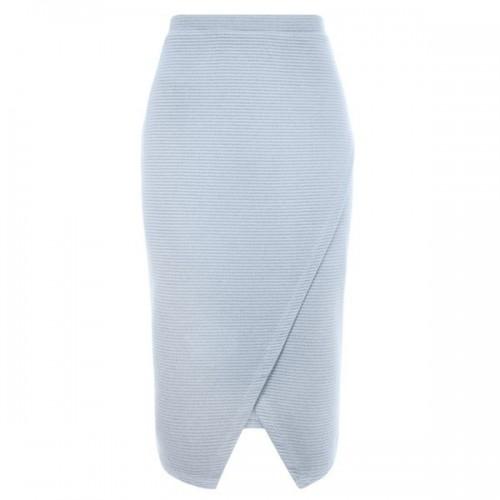 Błękitna spódnica New Look, cena