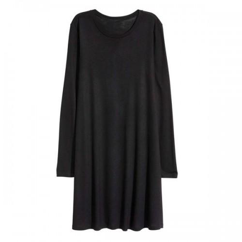Dzianinowa sukienka H&M, cena