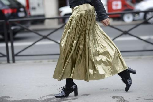 Uliczne inspiracje - Paris Fashion Week