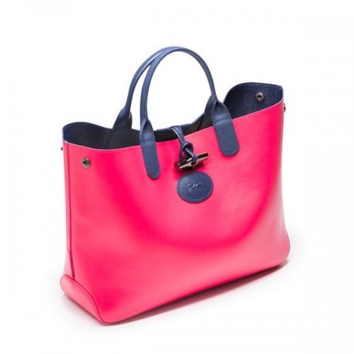Różowa torba Longchamp, cena