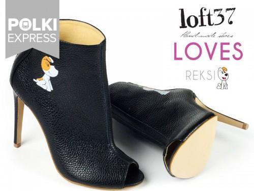 Buty Loft37 Loves Reksio, cena