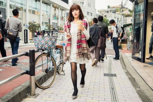Moda uliczna - Tokio