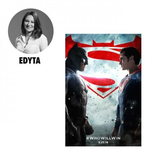 "Film ""Batman V Superman"", premeira 1 kwietnia 2016"