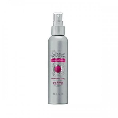 Spray do włosów chroniący kolor Avon Advance Techniques