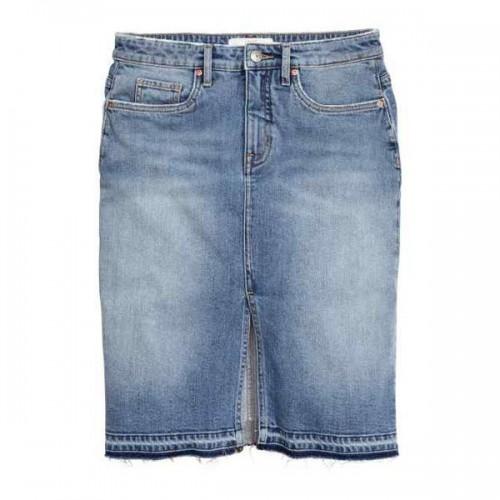 Dżinsowa spódniczka H&M, cena
