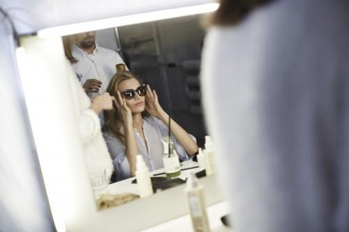 Mohito - backstage sesji z Anią Jagodzińską