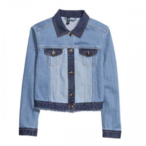 Dżinsowa kurtka H&M, cena