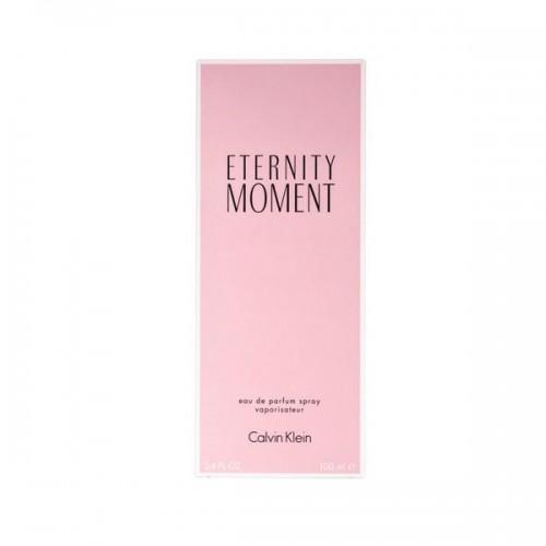 Woda perfumowana Eternity Moment CK, cena 219 zł na 119 zł za 100 ml dostępna w promocyjnej cenie w drogeriach Natura