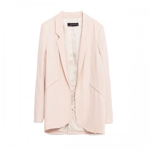 Różowa marynarka Zara, cena