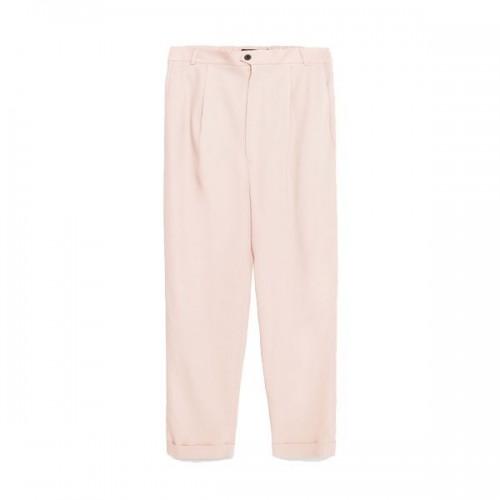 Różowe spodnie Zara, cena